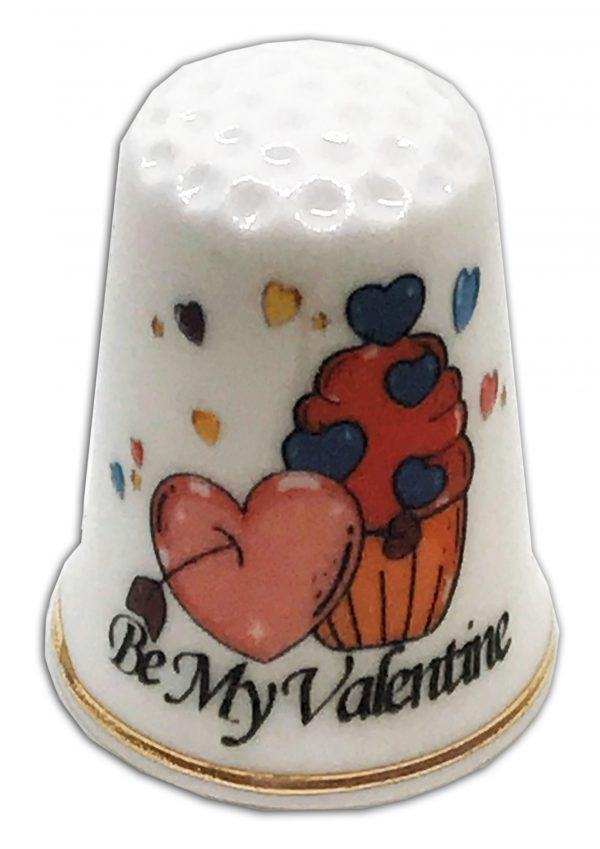 valentines day thimble